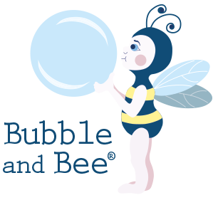 Bubble and Bee Baby Play Mats